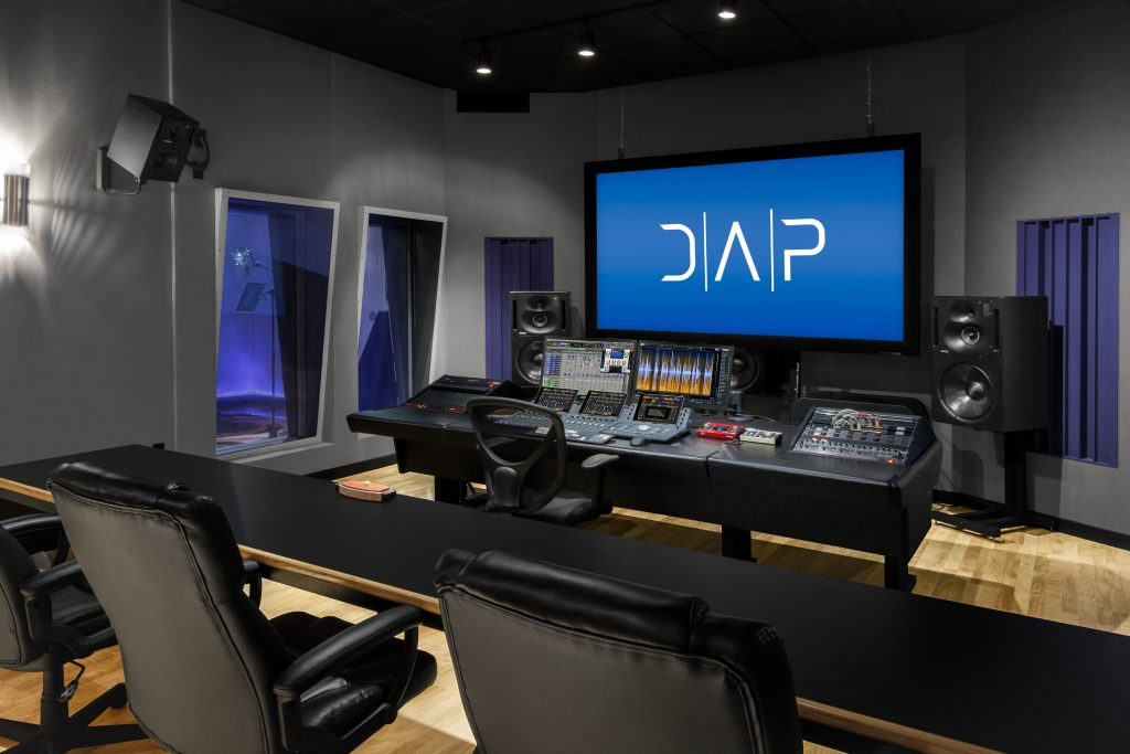 DAP StudioA Angle Rene 1024x683 - Control A receives an upgrade