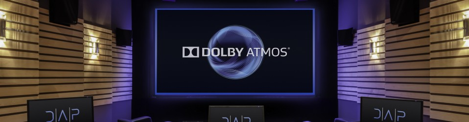Dallas Audio Post in Dolby Atmos