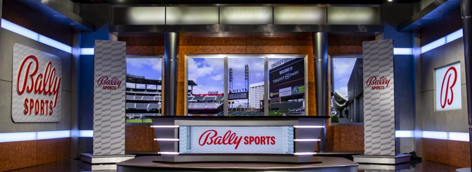 Bally Sports Graphics Package